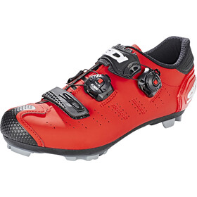 Sidi MTB Dragon 5 SRS Scarpe Uomo, matt red